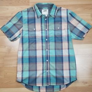Vans Off the Wall Button Down Shirt